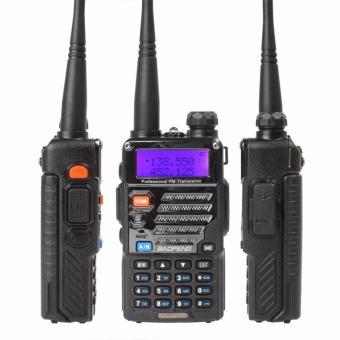 Baofeng / Pofung UV5RE VHF/UHF Dual Band Two-Way Radio (Black)