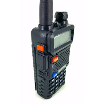 Baofeng UV-5R VHF/UHF Dual Band Two-Way Radio Free 4pcs ballpen