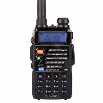 Baofeng UV-5RE 5KM Walkie Talkie Dual Band Portable 2 Way RadioUV5RE