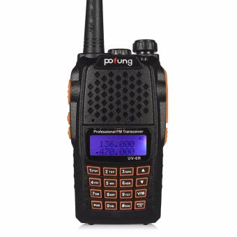 BAOFENG UV-6R Two-Way Radio Dual Band VHF/UHF SET OF 5 - 2