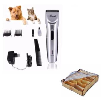 Baoli Pet Hair Clipper Complete Set with Shoes Under Organizer Price Philippines