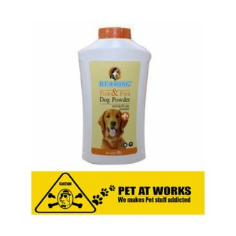 Bearing Dog Powder 300g Tick and Flea For Dogs And Cats Pets