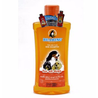 Bearing Formula 1 Tick and Flea Dog Shampoo (for All Breeds) -300ml