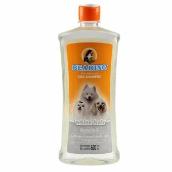 Bearing Formula 6 Tick and Flea Dog Shampoo (for White Hair) -600ml