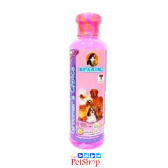 BEARING Groomer's Choice Shampoo 365ml (Bubble Gum)