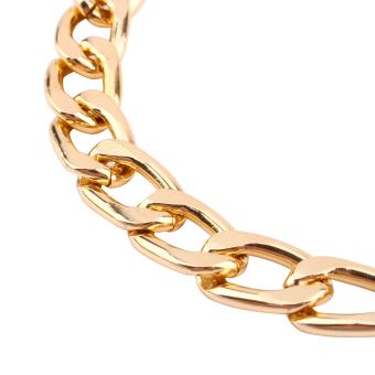 Beautiful Double chain necklace Choker Pendant Chain Necklace - picture 2