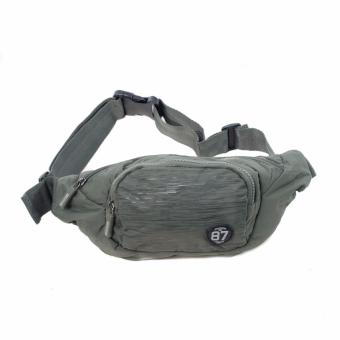 BENCH- BGU0124MG4 Men's Belt Bag (Military Green)