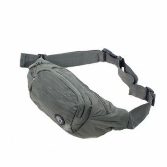 BENCH- BGU0124MG4 Men's Belt Bag (Military Green) - 2