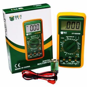 Best Digital Multimeter Electronic Tester Meter (Green) - 3