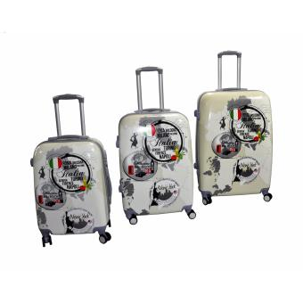 "Best Trio Case Travel Luggage F-9081 set of 3 size (20""/24""/28"") Price Philippines"