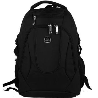 BiaoWang BW-2204 Sports Outdoor Hiking Travel Waterproof Backpack(Black)