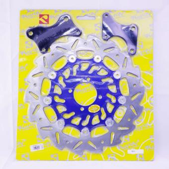 Big Disc Plate Mio Sporty/Soul Flower Type (9137-002-Blue) Price Philippines