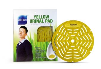 Bio Ion Urinal Pad Yellow Price Philippines