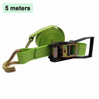 "B.I.T. Yi Qiang 5cmx5m 2""x16' Heavy Duty Cargo Ratchet Strap 5.5 Tons Price Philippines"