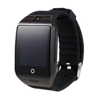 Bluetooth NFC Smart Watches Q18 Smartwatch Whatsapp Wristband ForIPhone Android Phone Clock Sync Support SIM Card GMS 8G TF Card -intl