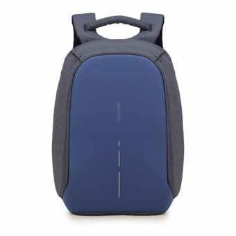 Bobby Compact Laptop Backpack By XD Design (Diver Blue) Price Philippines