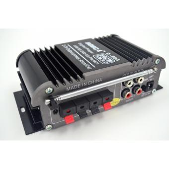 Bosca Car Amplifier - 3