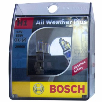 Bosch All Weather Plus H1 Halogen Bulb 12v 55w
