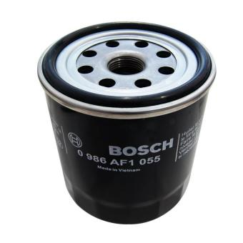 Bosch Oil Filter O1055 for Isuzu Crosswind 2.5 / Isuzu Fuego 2.5 /2.8 & Isuzu Hi-Lander 2.5 & Trooper 3.2i