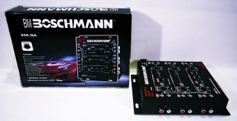 BOSCHMANN MOBILE AUDIO ELECTRONIC CROSSOVER 2/3-WAY XM-3A - 2
