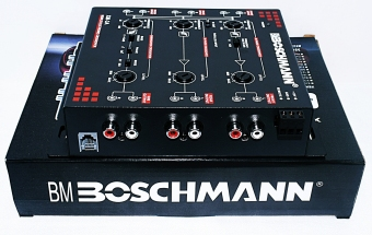 BOSCHMANN MOBILE AUDIO ELECTRONIC CROSSOVER 2/3-WAY XM-3A - 4