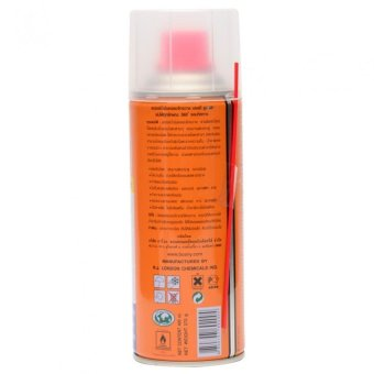 Bosny Lube 40 Multi-Purpose 400cc Lubricating Oil (Clear) - picture 2