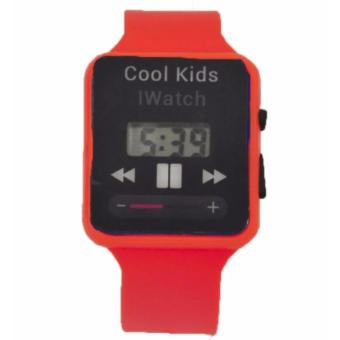 Boys Girls Students Time Electronic Digital LCD Wrist Sport Watch 21g BUY 1 TAKE 1 - 4