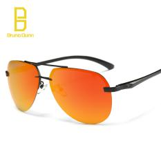529c88fecc5 Brand Designer Polarized Aluminum Magnesium Wrap Men s Sun glasses Male  Sport Outdoor Sunglasses Mirror 3025 Eyewear