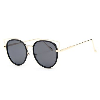 Brand Retro Sunglasses Polarized Lens Vintage Eyewear AccessoriesSun Glasses For Women UV400