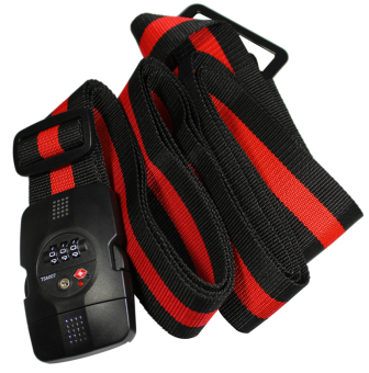 British Knight XAC001 TSA Approved Luggage Cross Strap - 2