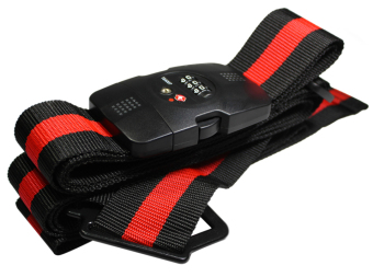 British Knight XAC001 TSA Approved Luggage Cross Strap - 5