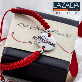 Buy 1 Take 1 Silverworks Red String Friendship Bracelet
