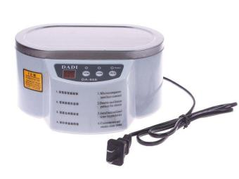 BUYINCOINS 30W/50W 220V Mini Ultrasonic Cleaner For Jewelry Glasses Circuit Board DA-968