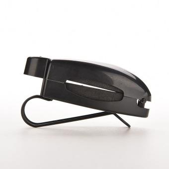 Buytra Car Glasses Holder Clip Useful Black