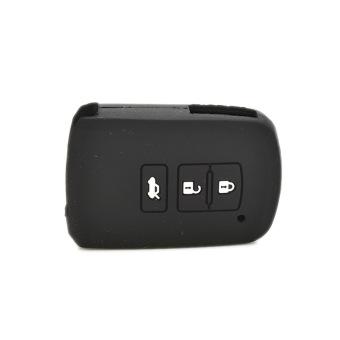 Buytra Car Smart Key Case Cover For Toyota Camry Avalon RAV4