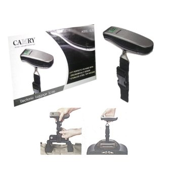 CAMRY EL52 ELECTRONIC LUGGAGE SCALE