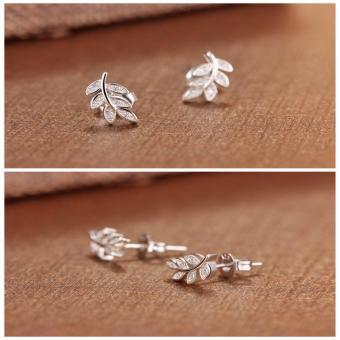 Candy Online Korean Silver Earrings Jewelry ED213 - 3