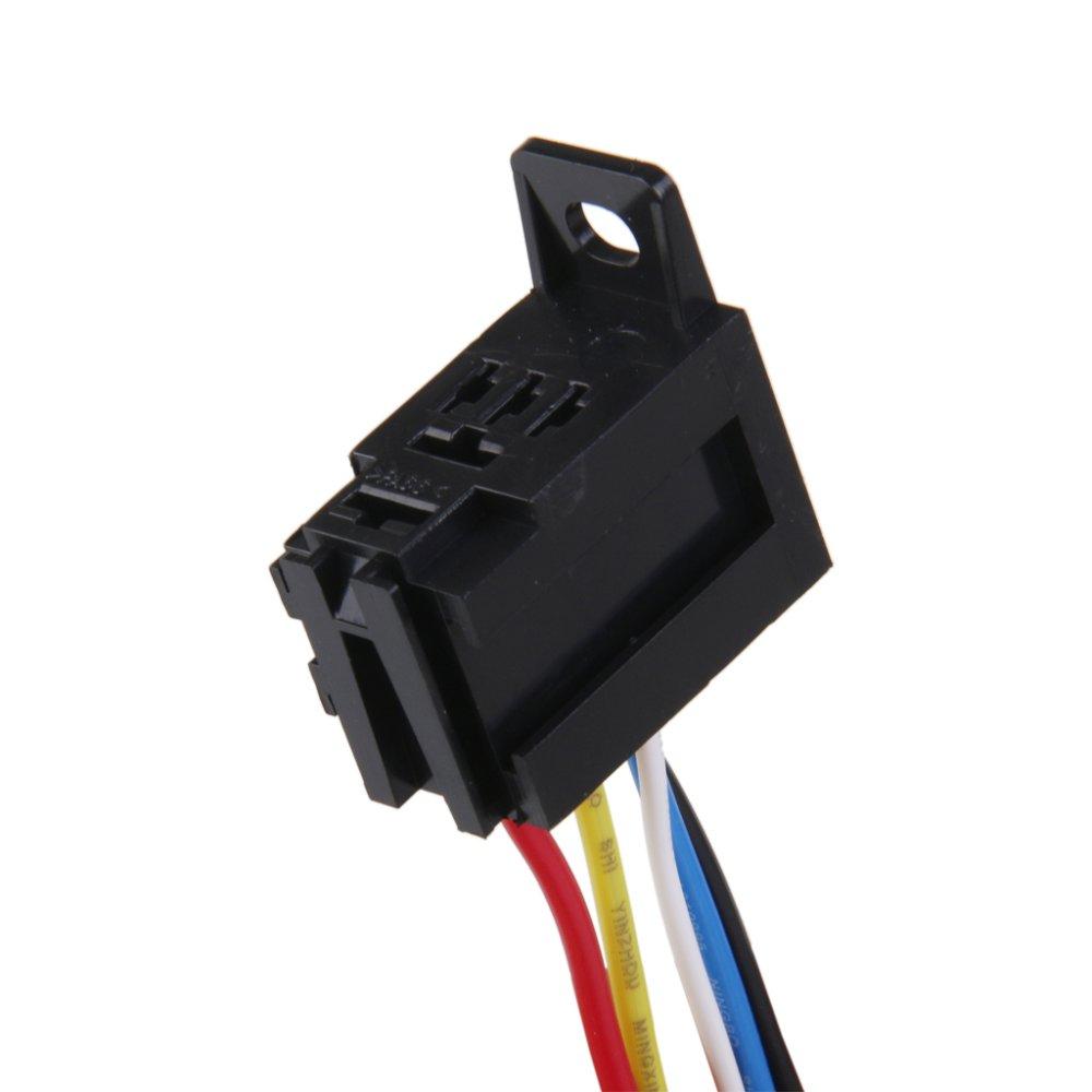 car 12v 12 volt dc 20a30a amp relay harness socket 5pin 5 wire 1453748270 4755652 5 philippines car 12v 12 volt dc 20a 30a amp relay harness socket