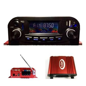 Car Amplifier HI-FI MP3 Player Model ATY-810