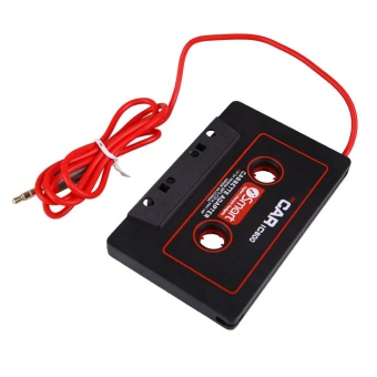 Car Audio Cassette Tape Stereo Adapter For iPod Phone CD MD MP3/4AUX 3.5mm Jack - intl Price Philippines