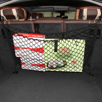 Car Backseat Hammock Style Cargo Net Fit Ford Focus Kuga EcosportMondeo - Intl