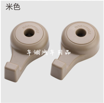 Car car glove hook car adhesive hook