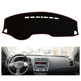 Car dashboard cover mat For Mitsubishi ASX/ASK 2010- dash coverleft hand drive Instrument platform desk pad car accessories - intl