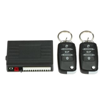 Car Door Lock Keyless Entry Remote Central Locking Kit for VW LUPOPOLO - intl Price Philippines