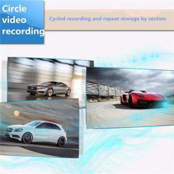 Car DVR CCTV Dash Camera Night Vision Recorder - intl - 3