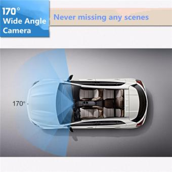 Car DVR CCTV Dash Camera Night Vision Recorder - intl - 4