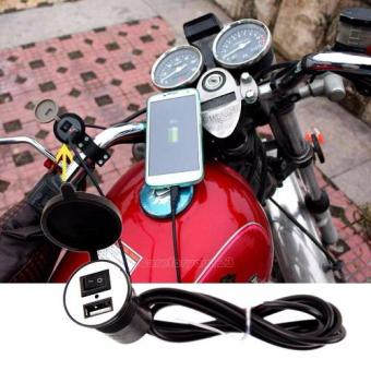 Car Motorcycle E-bike 12v-24v DC 1.5A USB Waterproof Phone Charger #0454 - 3