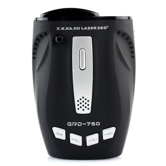 Car Radar Detector GRD-750 with Russian/English Voice