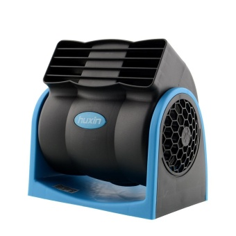 Car Vehicle SUVS Cooling Air Fan 12V Portable Silent Cooler Speed New - intl