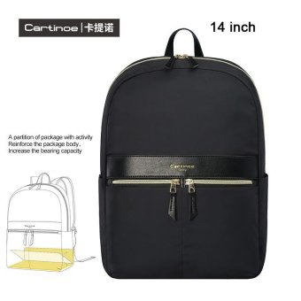 Cartinoe Backpack bag Notebook Bags for 14 inch Laptop - intl